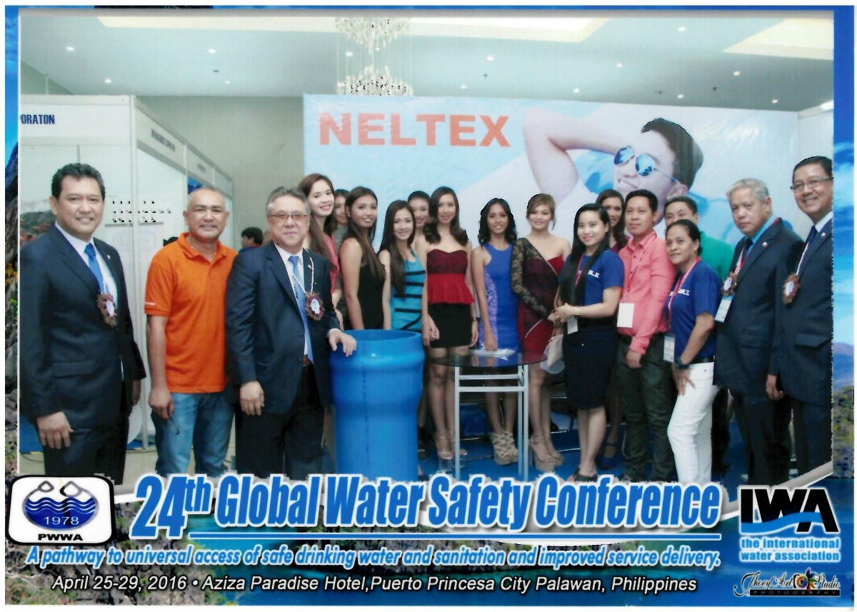 Neltex Promotes Quality and Safety in the Recent Global Water Safety Conference and Exhibition hosted by PWWA
