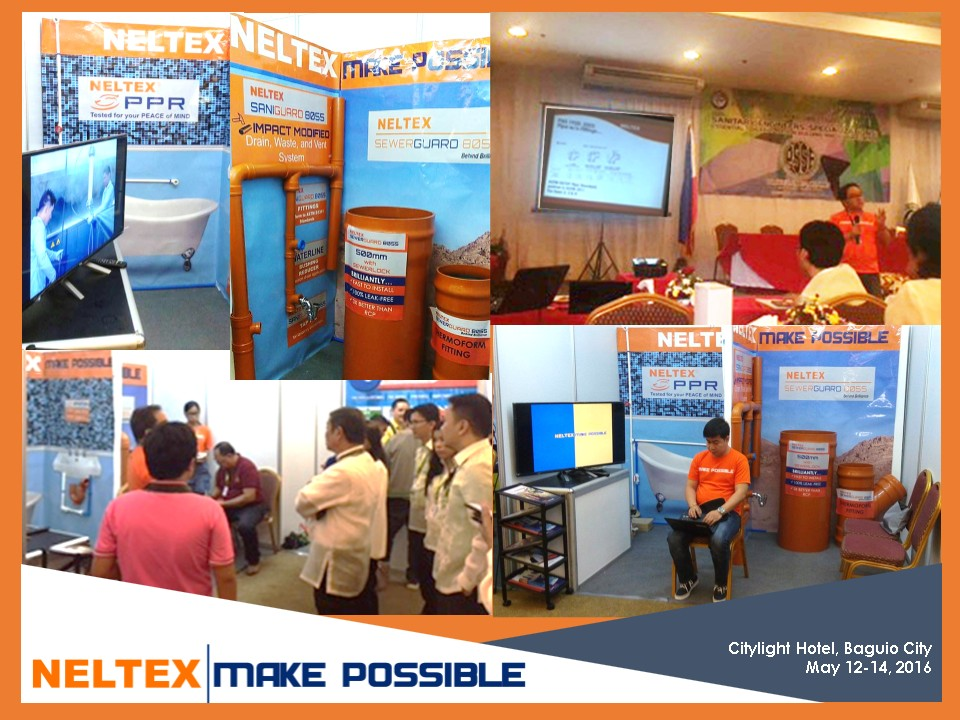 NELTEX Champions Heavy Metal Free Pipe and Other PVC Innovations at PSSE Convention